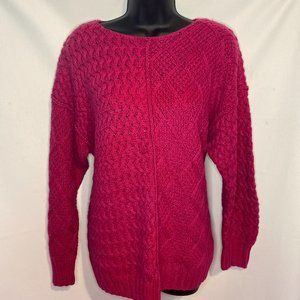 """Hand Knit for the Limited Vintage 1980""""s Sweater"""